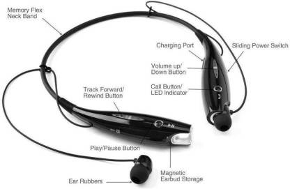 PHOLOR BT Headset